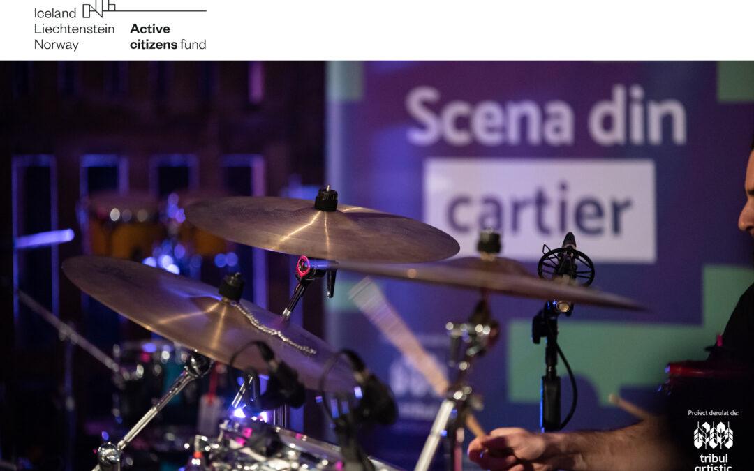Scena din cartier continuă: concerte de jazz și muzică clasică în dar de Moș Nicolae